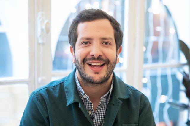 Rencontrez Samy, Cofondateur et directeur marketing et communication - Hast