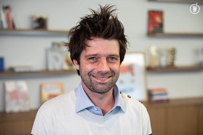 Rencontrez Aurélien, IT Manager - Groupe Bel
