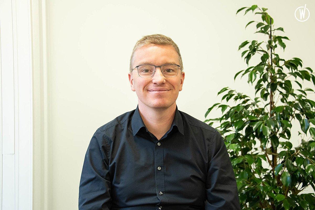 Rencontrez Michel, Ingénieur Projet - MASTERIS