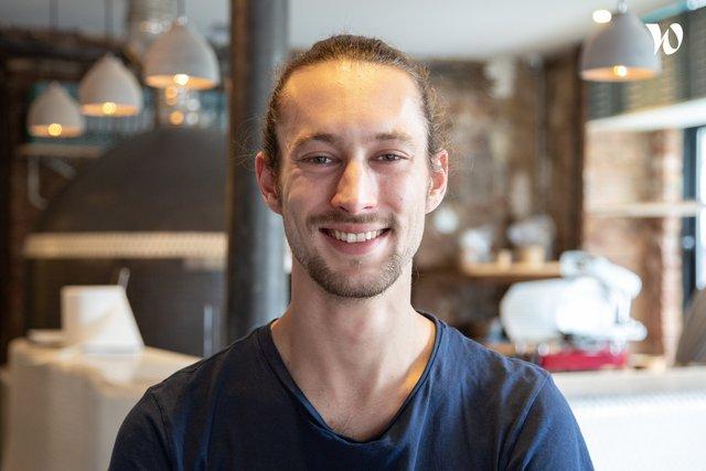 Rencontrez Pablo, Chef de rang Popine - Groupe les As