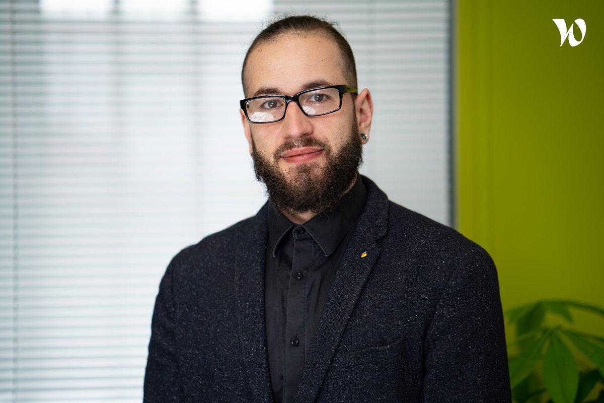 Rencontrez Jérémy, Customer Success Manager - TiHive