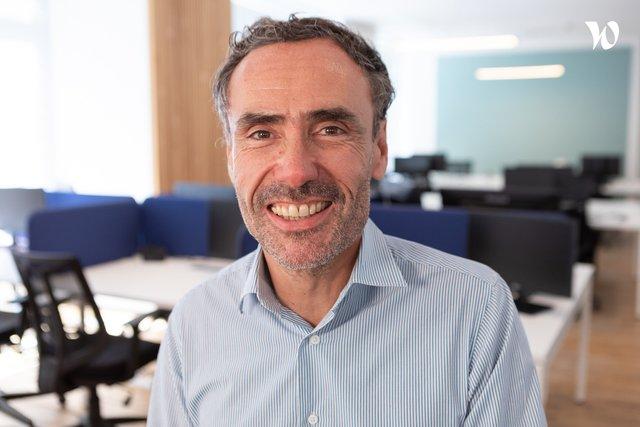 Rencontrez Didier, CEO - UPTOO