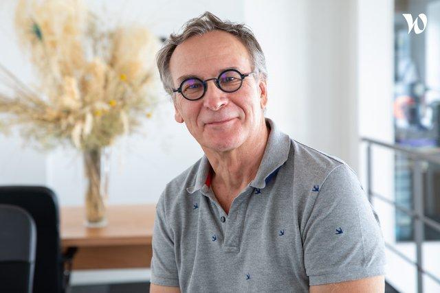 Rencontrez Gilles, CTO - Adok