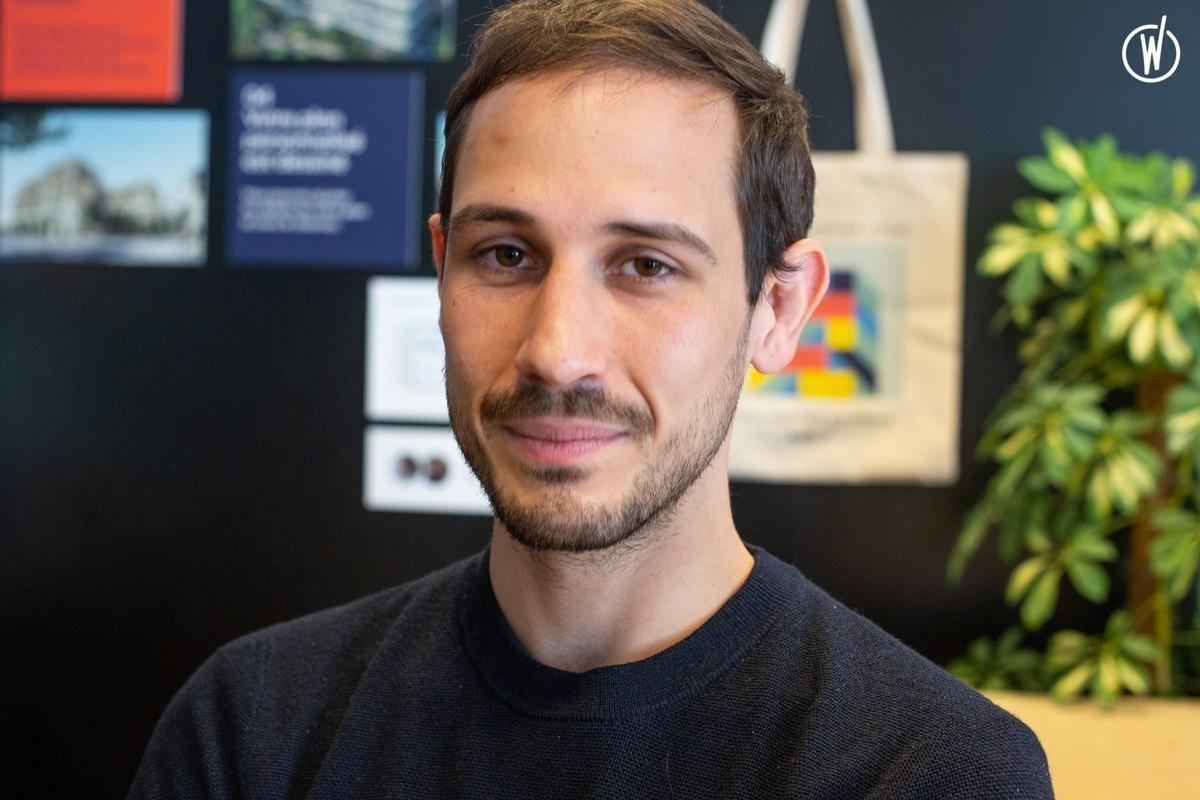 Rencontrez Benjamin, Directeur Artistique - habx