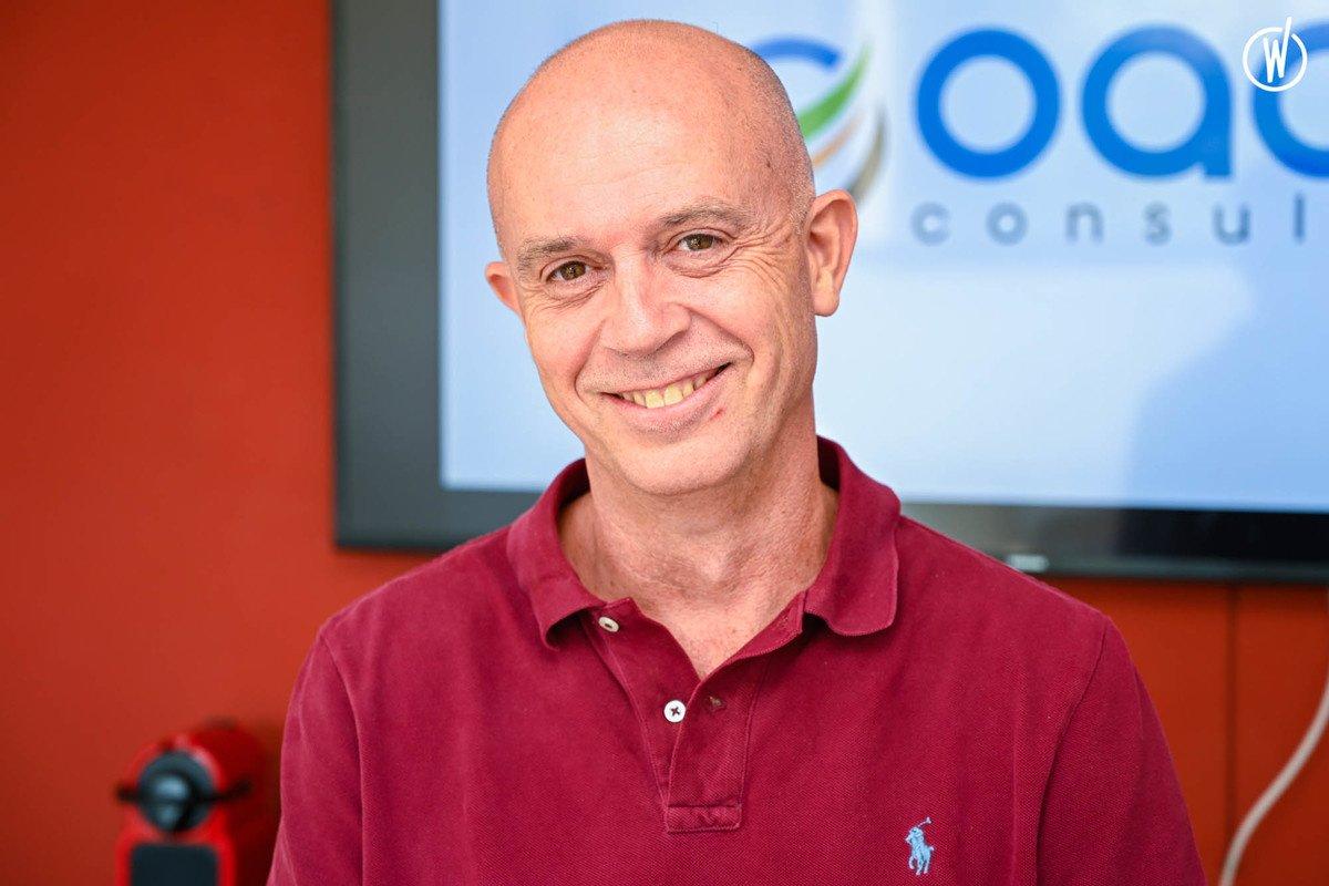 Rencontrez Frédéric, Directeur Général - Oaan Consulting