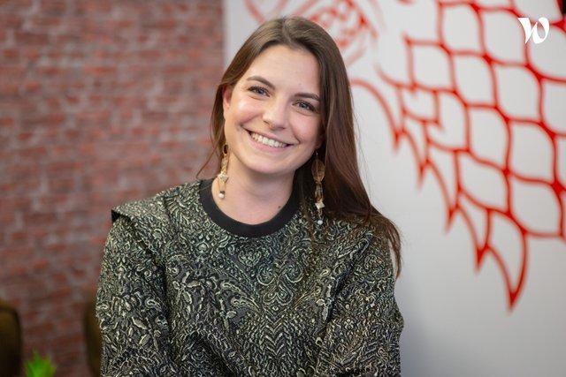 Rencontrez Ségolène Bodet, Experte-comptable membre du réseau Viseeon - VISEEON