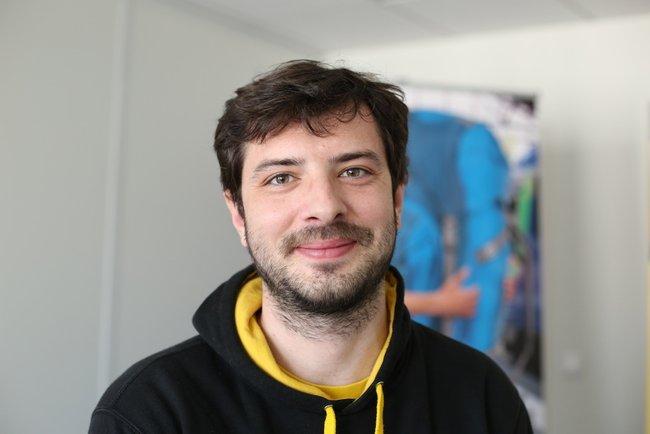 Rencontrez Matthieu, City Manager Paris - Eelway