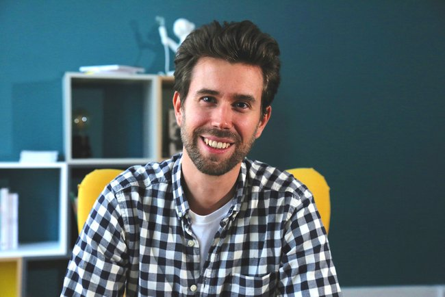 Rencontrez Damien, Head of Acquisition et Growth Hacker - Nimley