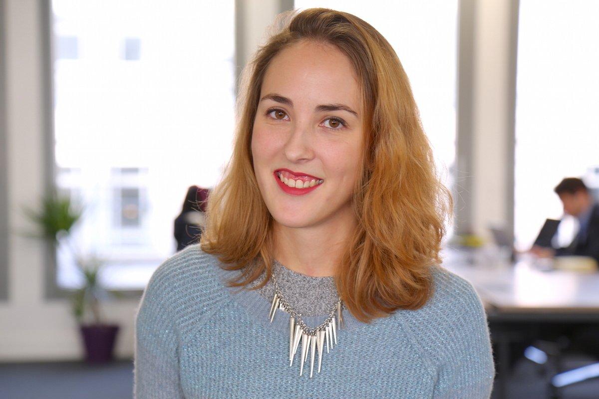 Rencontrez Justine, Consultante Senior EPM  - MeltOne Advisory