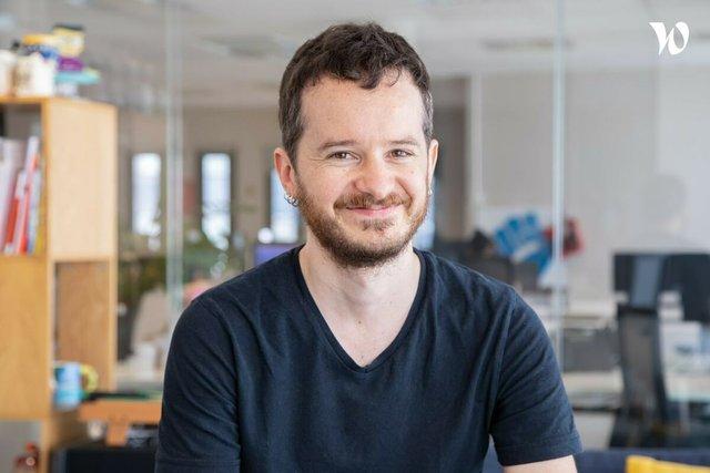 Rencontrez Baptiste, Content Editor - Invox