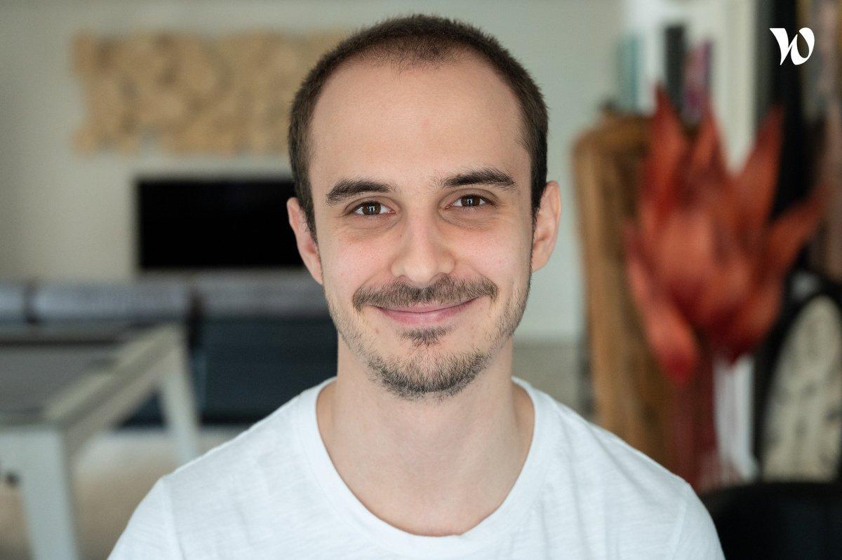 Rencontrez Alexandre, Junior Digital Project Manager - unflux