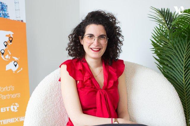 Rencontrez Séverine, Customer Success Manager - Sightcall