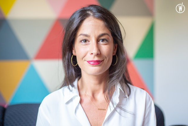 Rencontrez Alix, Responsable d'Upward HR - Upward