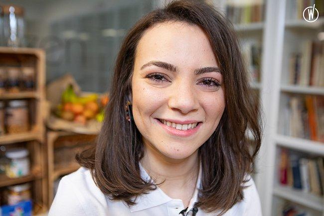 Rencontrez Rim, Data Scientist - Beezen