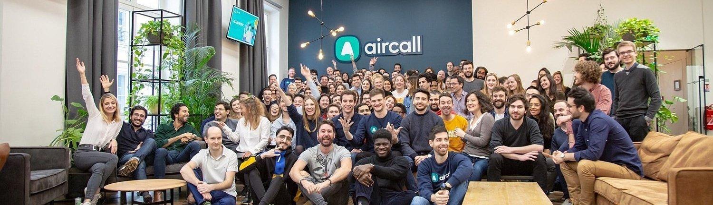 Aircall lève 65 millions de dollars pour développer la téléphonie