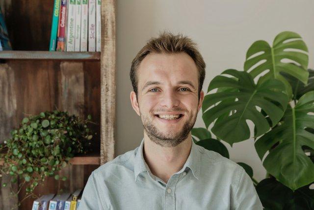 Rencontrez Paul, Chargé de Comptes Europe et Afrique - bynativ