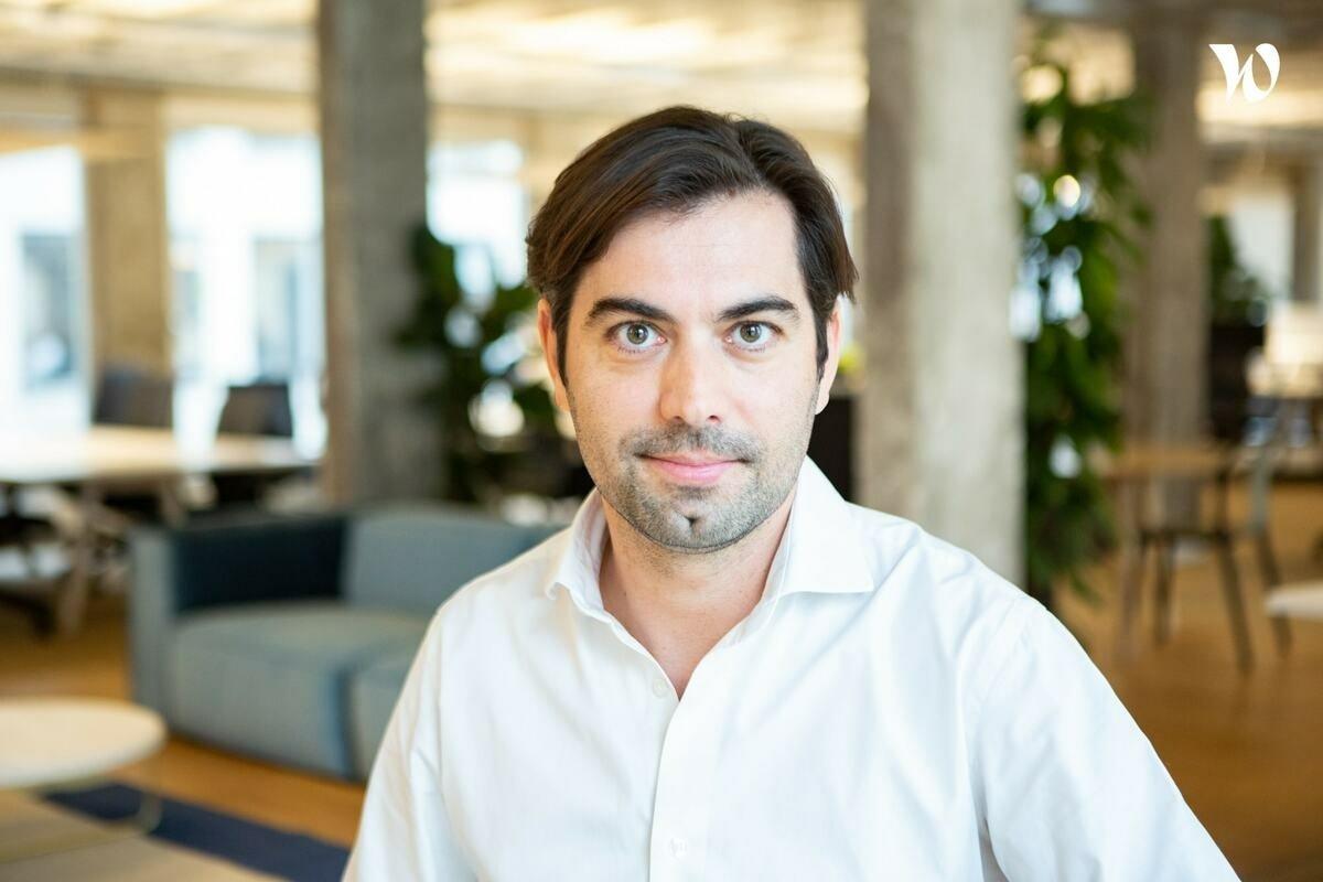 Rencontrez Antoine, CEO & Founder  - Planity