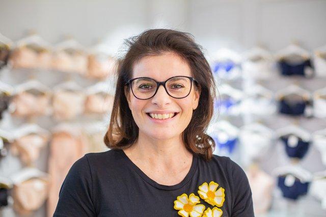 Rencontrez Carole, Directrice des Ressources Humaines - Aubade Paris
