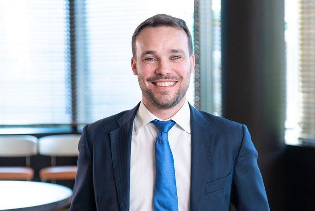 Rencontrez Quentin, Client Executive dans le secteur Défense à Toulon - Atos