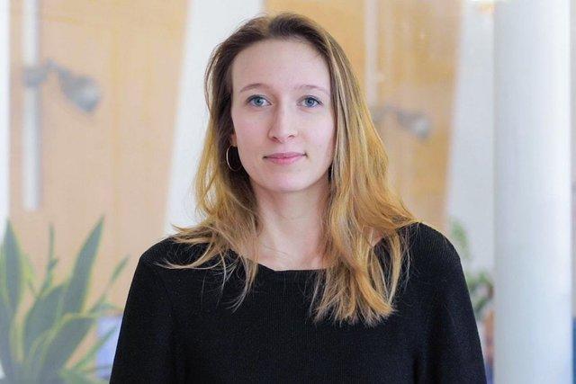 Rencontrez Claire, CEO - Blockchain Partner
