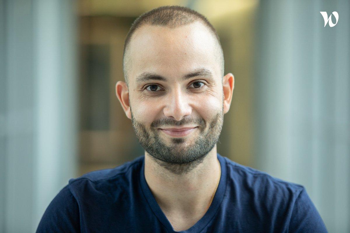 Rencontrez Romain, Développeur Java - Tinubu Square