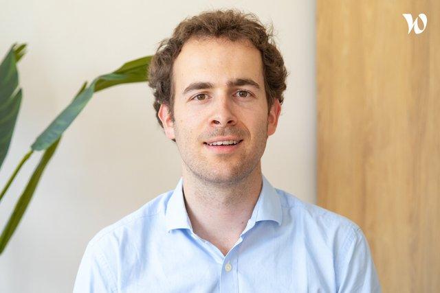 Rencontrez Thomas, CEO et co-fondateur - Mon Petit Placement