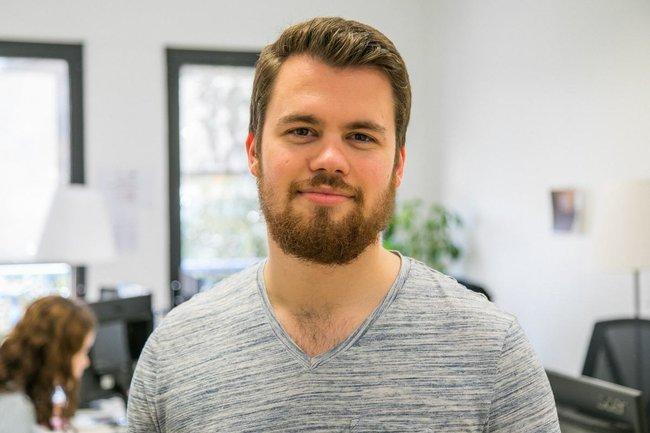 Rencontrez Simon, Ingénieur R&D - OneStock