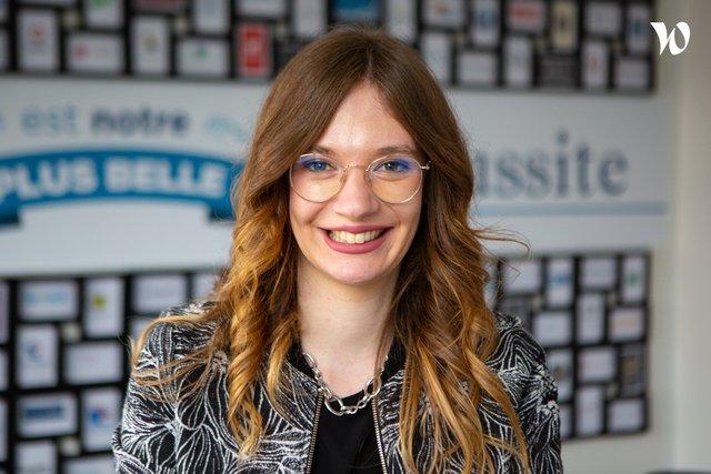 Rencontrez Claire, Responsable Marketing - e2Time.com