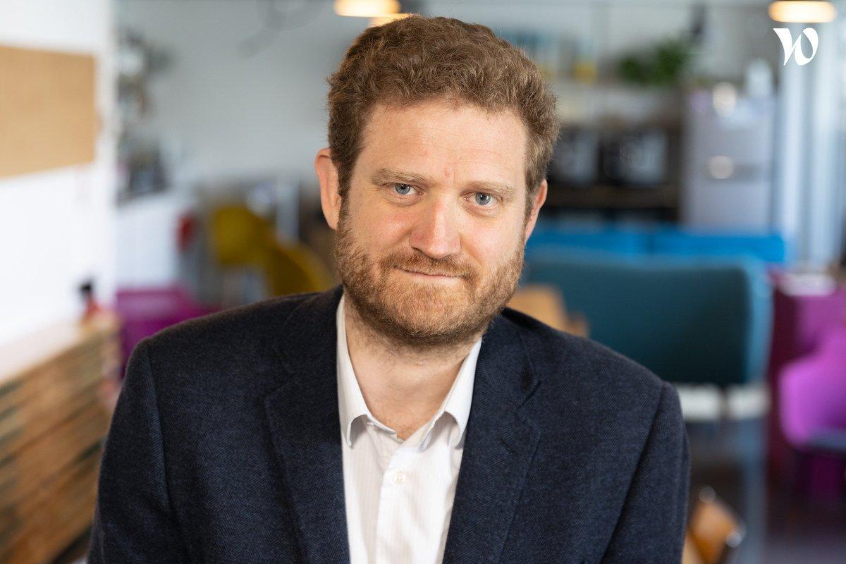 Meet Simon, Director of Europe - Getaround (ex Drivy)