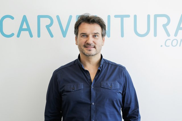 Rencontrez Frédéric, CEO - Carventura