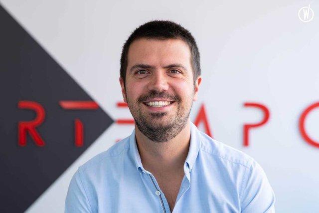 Rencontrez Victor, Directeur - Artempo