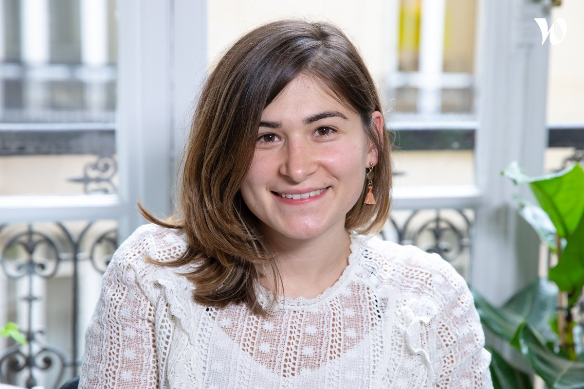 Découvrez Pauline, Head of Startup Success - XAnge