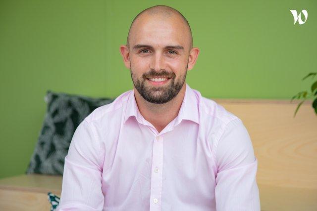 Rencontrez Thomas, Ingénieur avant-vente efficacité Energétique - CertiNergy & Solutions
