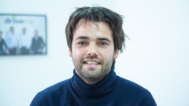 Conoce a Constantin, Head Of Southern Europe  - Driiveme ES