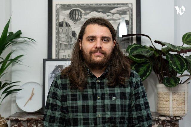 Rencontrez Brice, Directeur associé & Directeur artistique - Troa