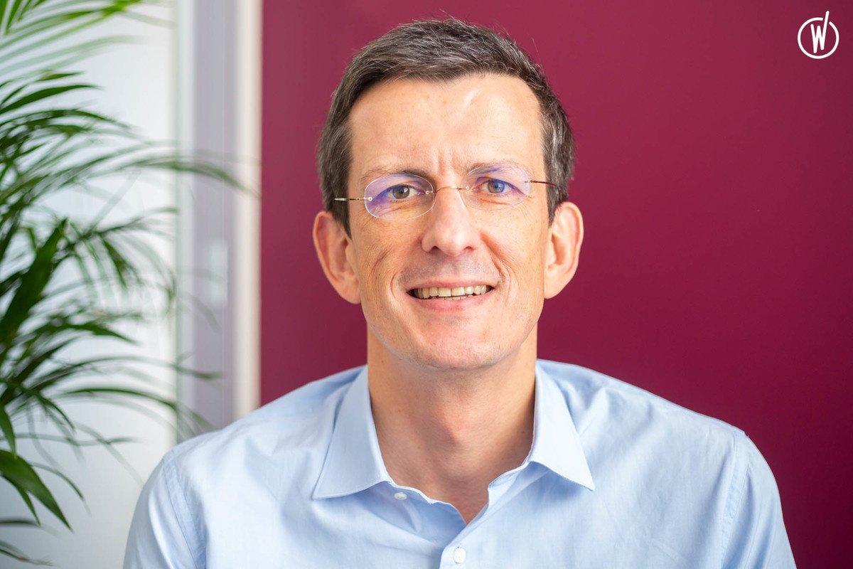 Rencontrez Vincent Delamarre, Chief of Growth & Co-Founder - Odaseva