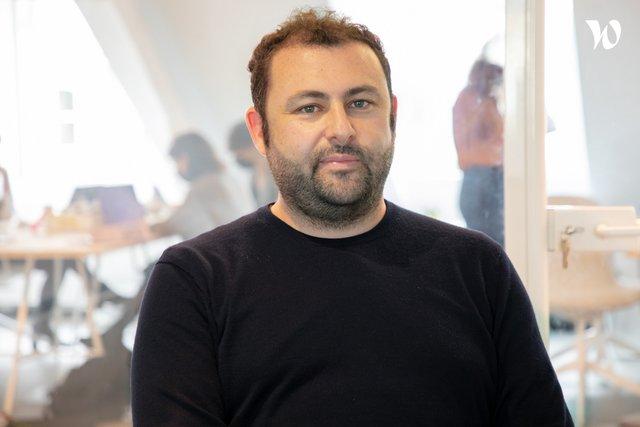 Rencontrez David Aït Ali, Directeur associé - Agence Rébellion