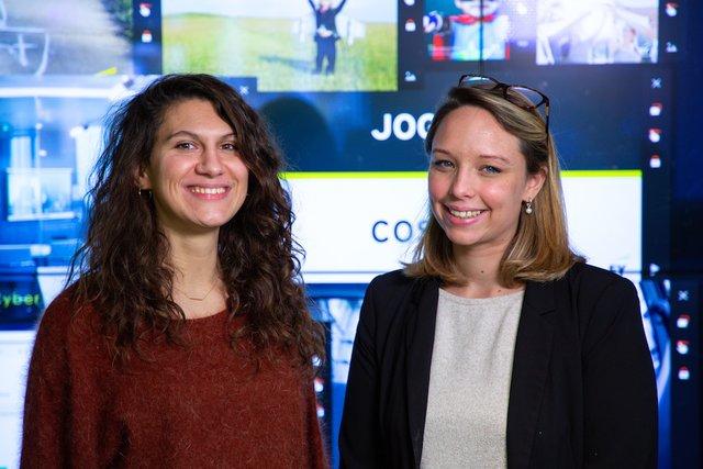 Rencontrez Géraldine et Saskia, Consultantes en Cyber - EY