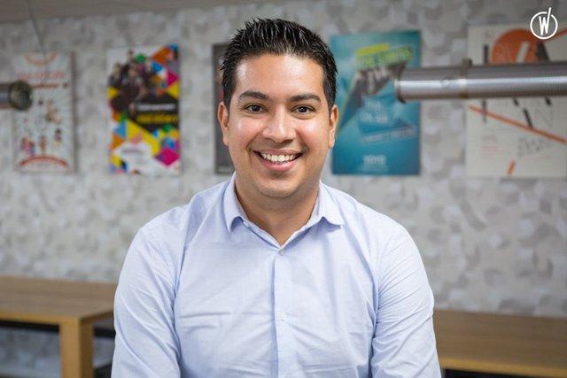 Rencontrez Alejandro, Senior Data Scientist - BVA Group