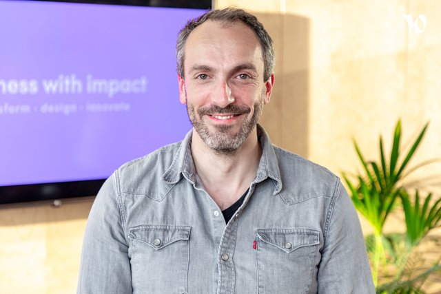 Rencontrez Erwan, Founder & CEO - playgrnd