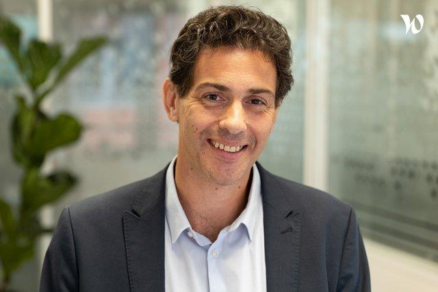 Rencontrez Mickaël, Manager Développement Ingénierie - Sogelink - Geodesial Group