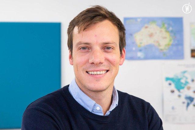 Rencontrez Christian, CTO - Worldia