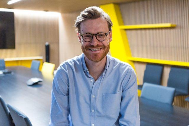 Rencontrez Arthur, Directeur de Clientèle - DAN Paris