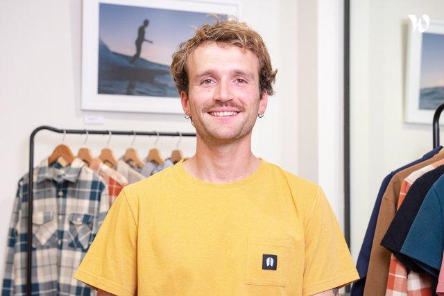 Rencontrez Antonin, Développeur produit & responsable production - Hopaal