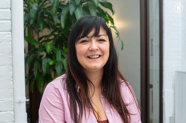 Rencontrez Amandine, Consultante E-Business - PumpUp