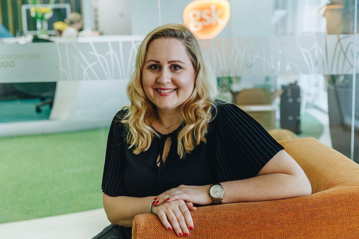 Lucia Tatičová, Brand Manager - GSK