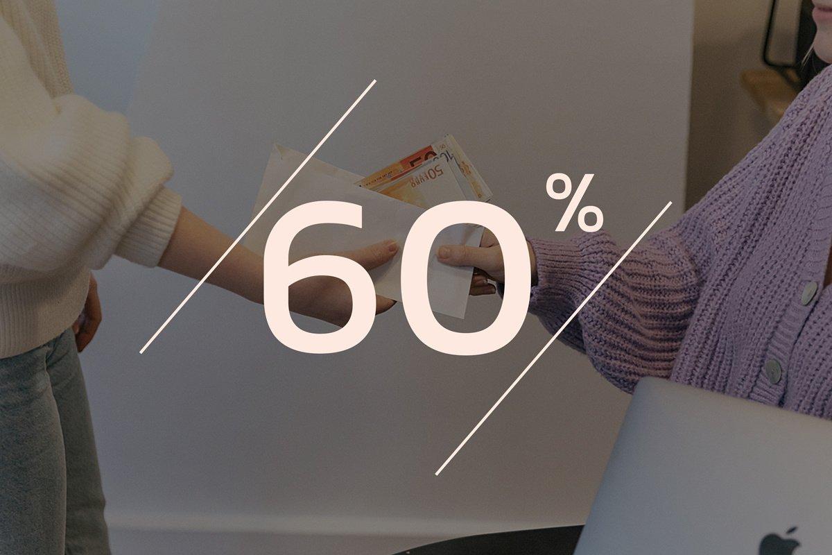 60 % z platu: Koná váš zamestnávateľ legálne?