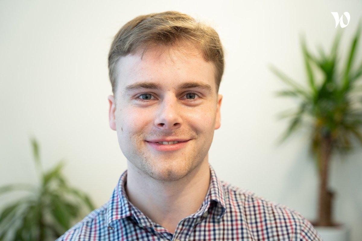 Rencontrez Marcus, Business Developer UK - PLEDG