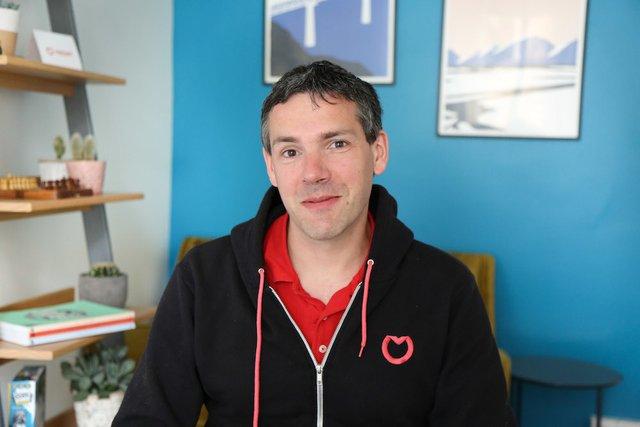 Meet Laurent, Co-Founder CTO - Front
