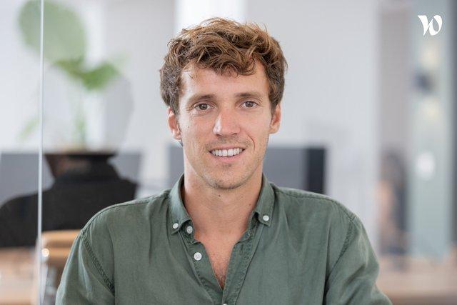 Rencontrez Hugo, CEO - Trone